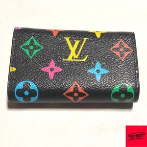 Handbags - Louis Vuitton 6 Key Holder Monogram Canvas black